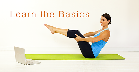 learn the Pilates basics