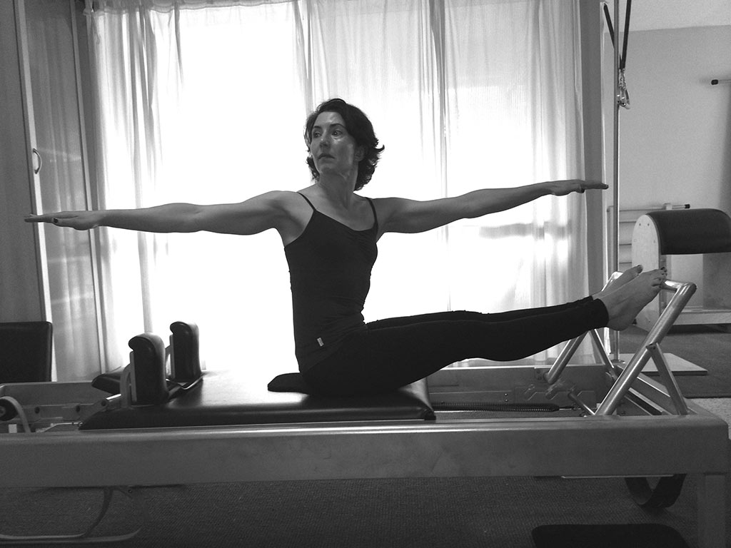 The Shape of All Things Pilates: Twist!
