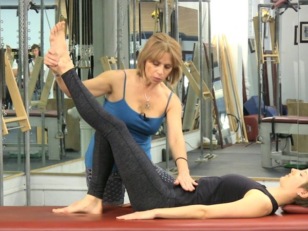 Pre-Pilates and the TV Exercises