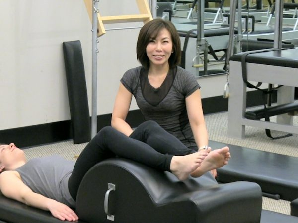 Spine Corrector How To with Junghee