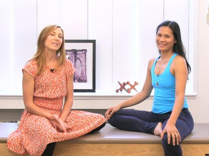 Finding Pilates with Kathy Grant Part 1