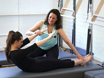 Pilates Hacks: The Roll Up