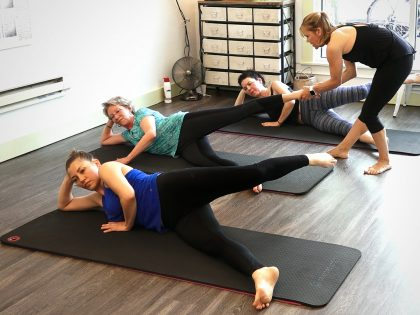 Pilates Body Mat