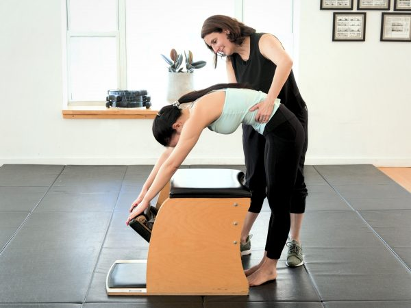 Pilates Hacks: Wunda Push Down