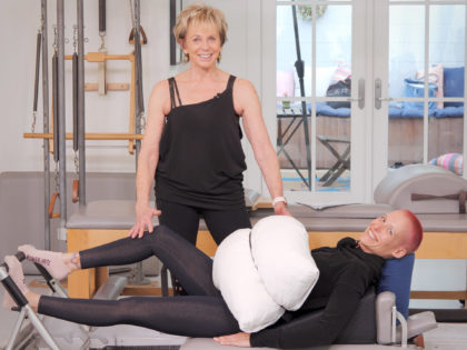 Pre and PostNatal Pilates Workshop with Sonjé