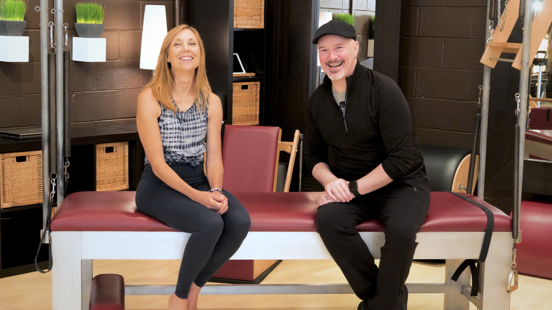 Pilates Larry Gibas Interview