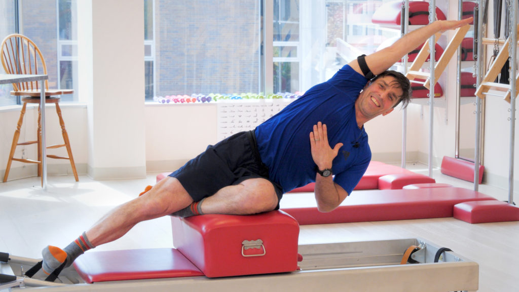 Pilates keeps your back healthy