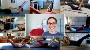 Pilates Archival Variations with Shari Berkowitz